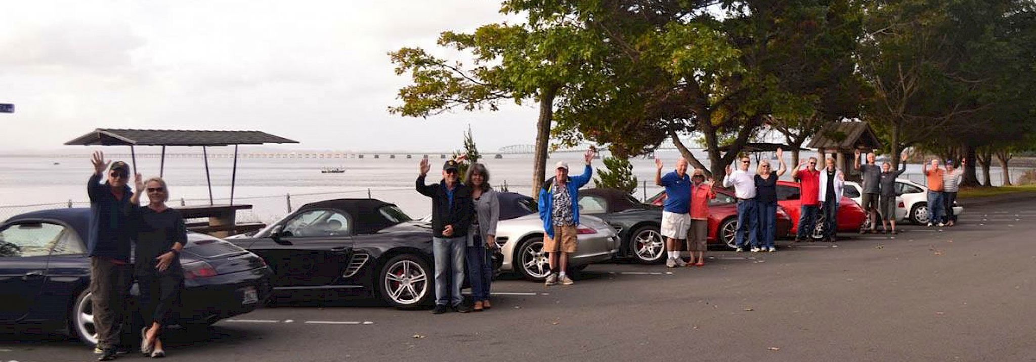 Porsche Club of America Shasta Region